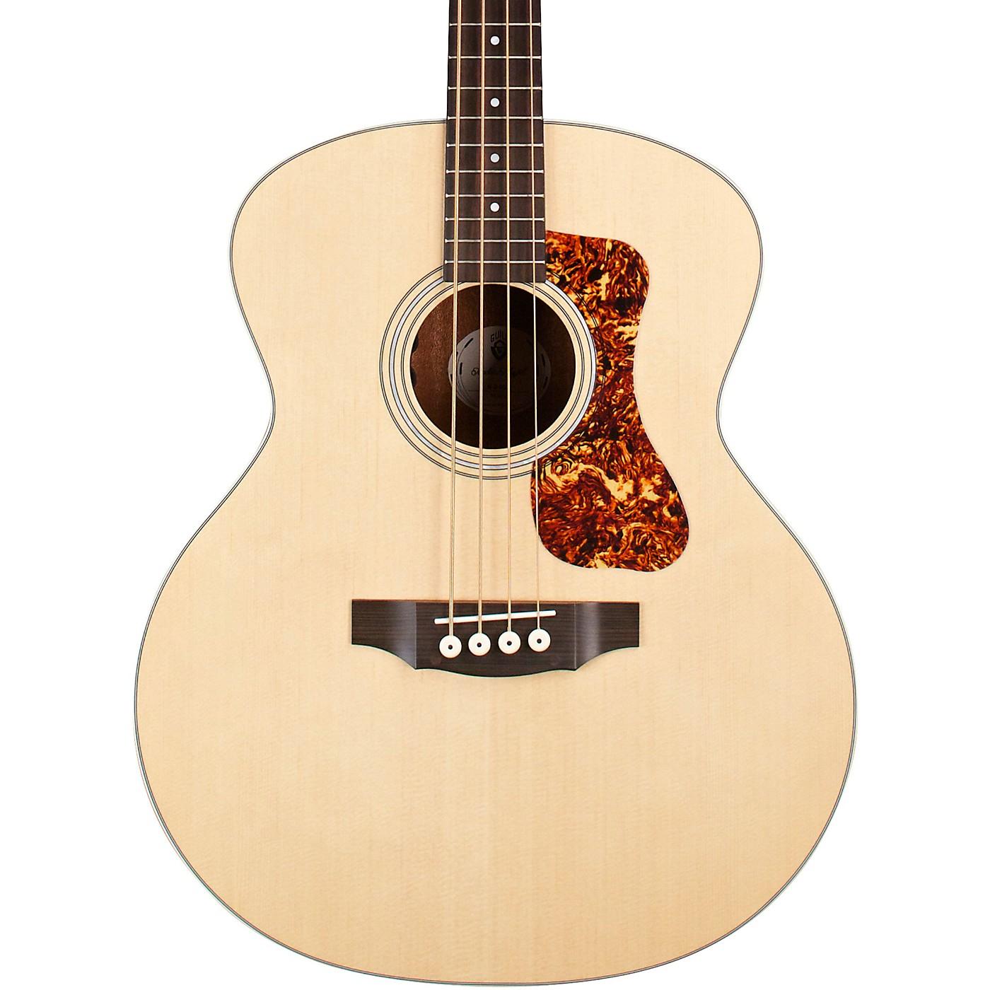 Guild Jumbo B-240E Acoustic-Electric Bass Guitar thumbnail