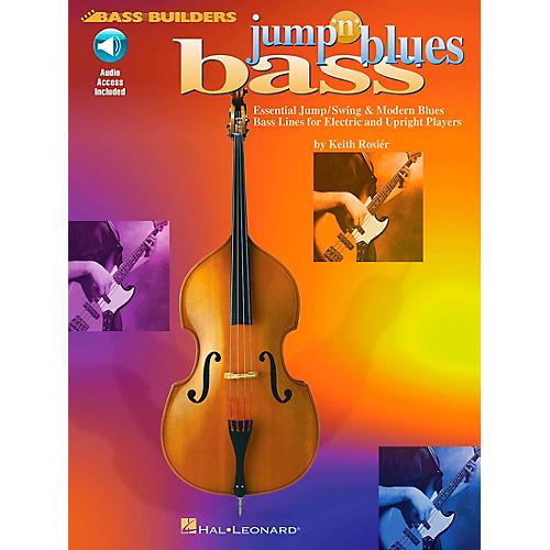 Hal Leonard Jump 'n' Blues Bass (Book/CD) thumbnail
