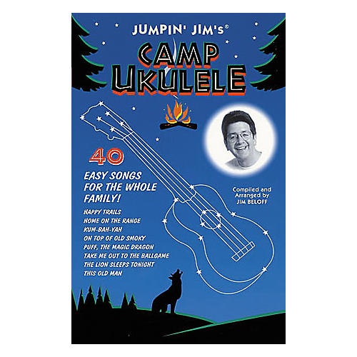 Flea Market Music Jumpin' Jim's Camp Ukulele Tab Songbook thumbnail