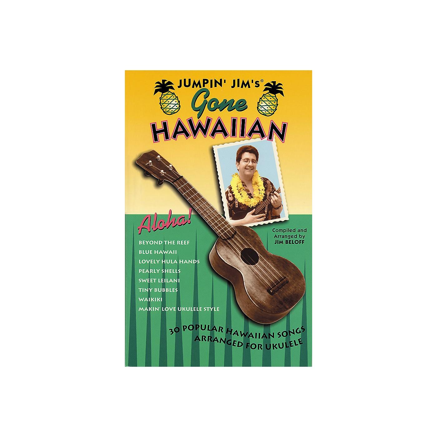 Flea Market Music Jumpin' Jim's Gone Hawaiian Ukulele Tab Songbook thumbnail