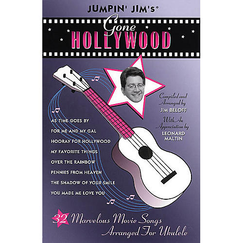 Flea Market Music Jumpin' Jim's Gone Hollywood Ukulele Tab Songbook thumbnail