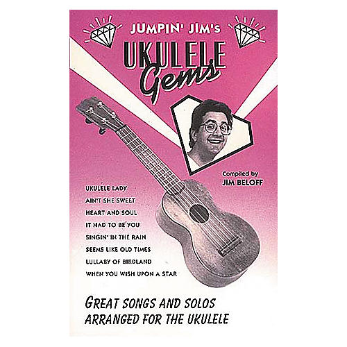 Flea Market Music Jumpin' Jim's Ukulele Gems Tab Songbook thumbnail