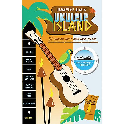 Flea Market Music Jumpin' Jim's Ukulele Island Tab Songbook thumbnail