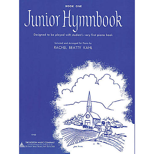 Music Sales Junior Hymnbook (Book 1) Music Sales America Series Softcover thumbnail