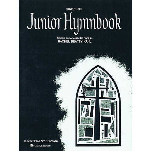 Music Sales Junior Hymnbook (Book 3) Music Sales America Series Softcover Arranged by Rachel Beatty Kahl thumbnail