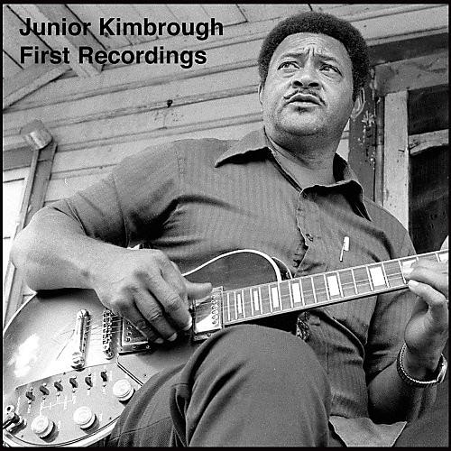 Alliance Junior Kimbrough - First Recordings thumbnail