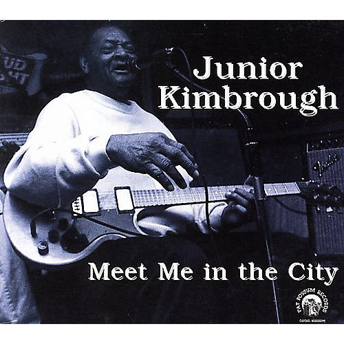 Alliance Junior Kimbrough - Meet Me in the City thumbnail