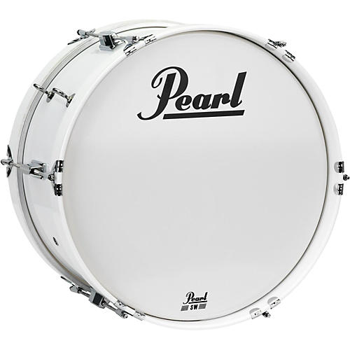 Pearl Junior Marching Bass Drum and Carrier thumbnail