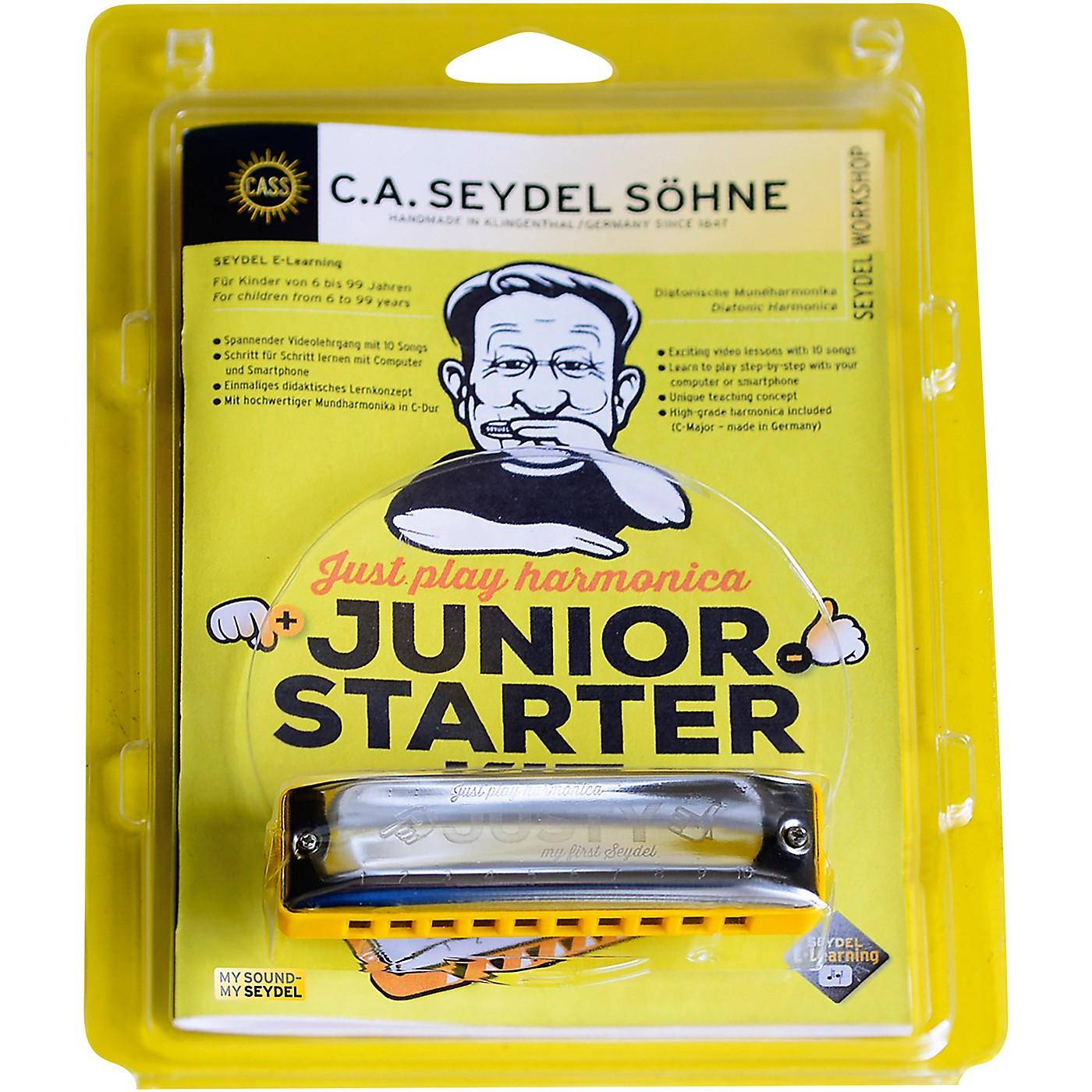 SEYDEL Junior Starter Kit - Harmonica thumbnail