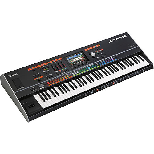 Roland Jupiter-80 Synthesizer thumbnail