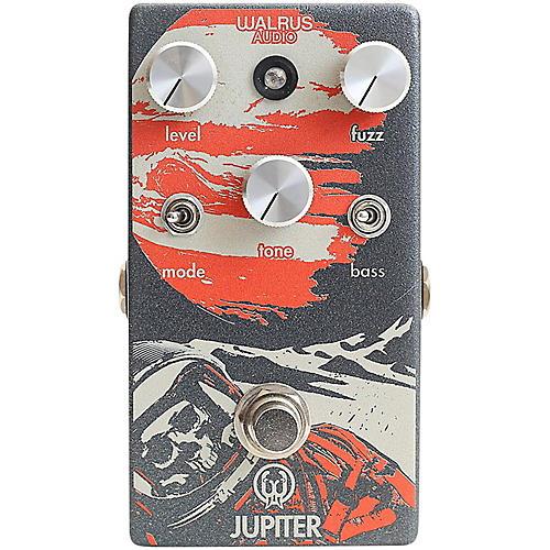 Walrus Audio Jupiter Fuzz V2 Pedal thumbnail
