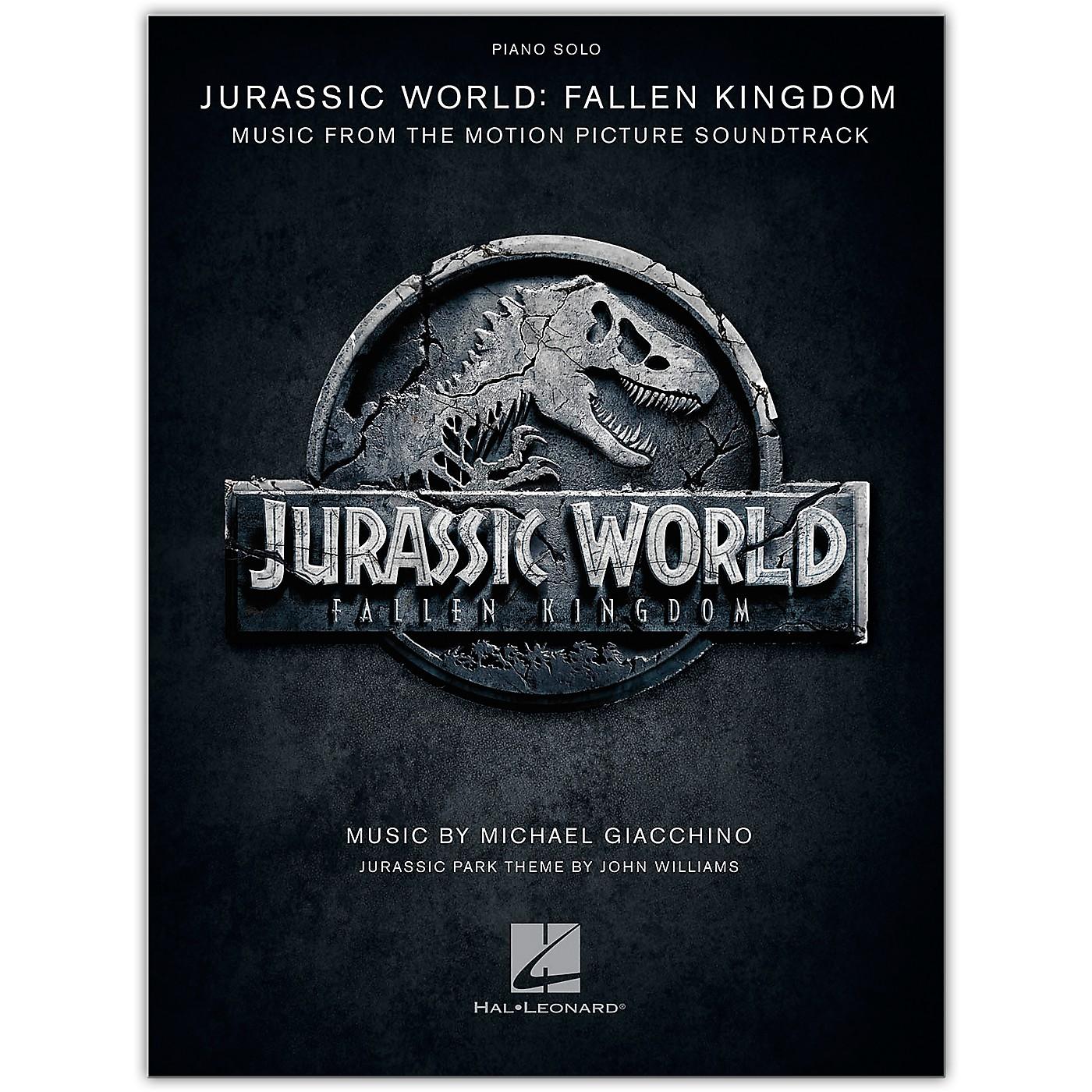 Hal Leonard Jurassic World: Fallen Kingdom Piano Solo thumbnail