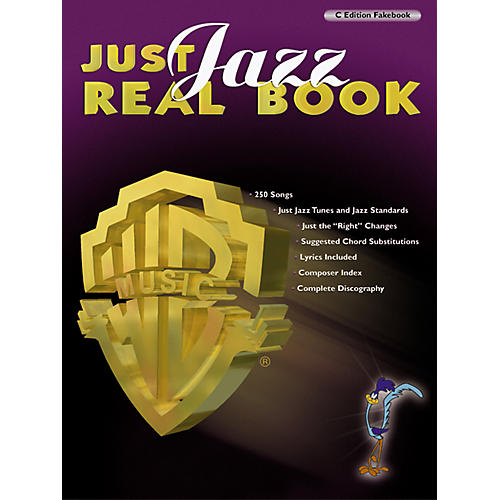 Alfred Just Jazz Real Book - C Edition Fakebook-thumbnail
