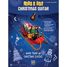 Alfred Just for Fun Christmas Guitar