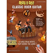 Alfred Just for Fun Classic Rock Guitar Book