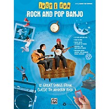 Alfred Just for Fun: Rock and Pop Banjo (Book)