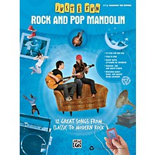 Alfred Just for Fun: Rock and Pop Mandolin (Book)