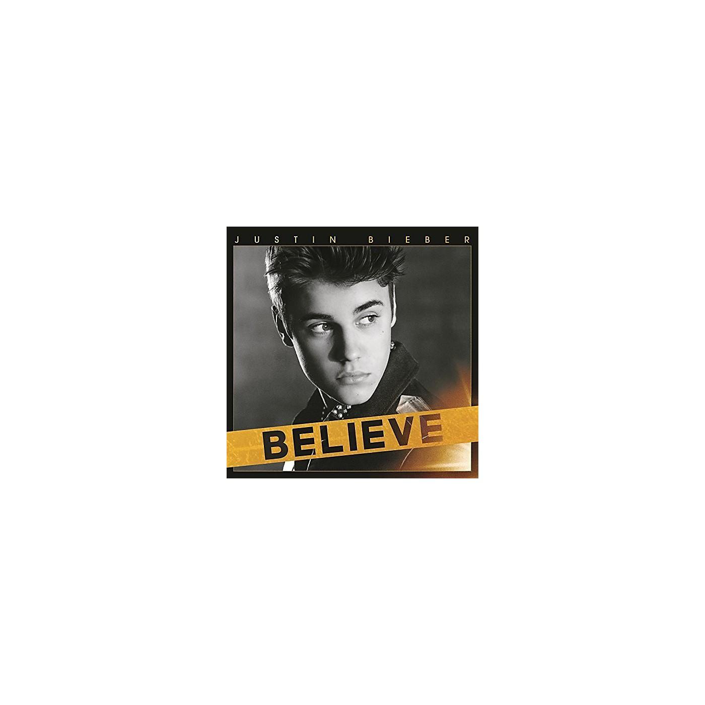 Alliance Justin Bieber - Believe thumbnail
