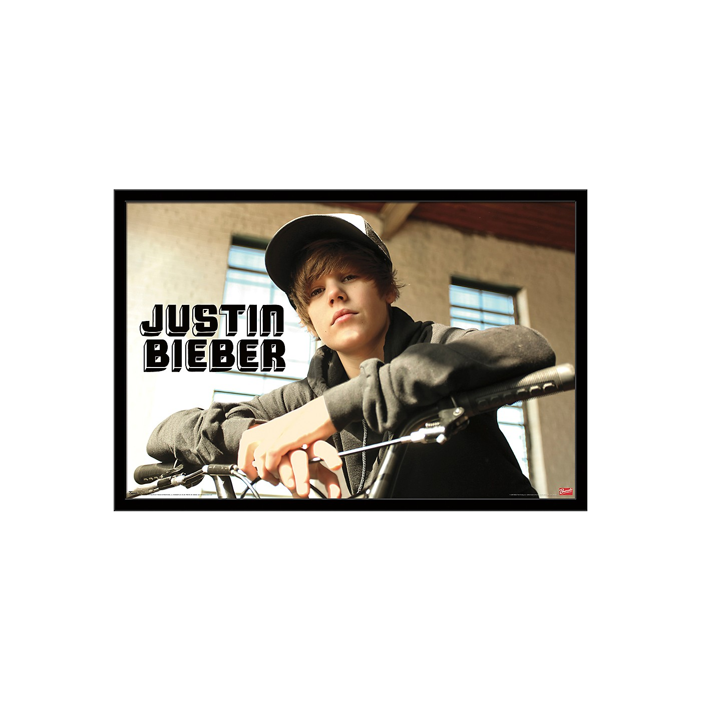 Trends International Justin Bieber - Bike Poster thumbnail