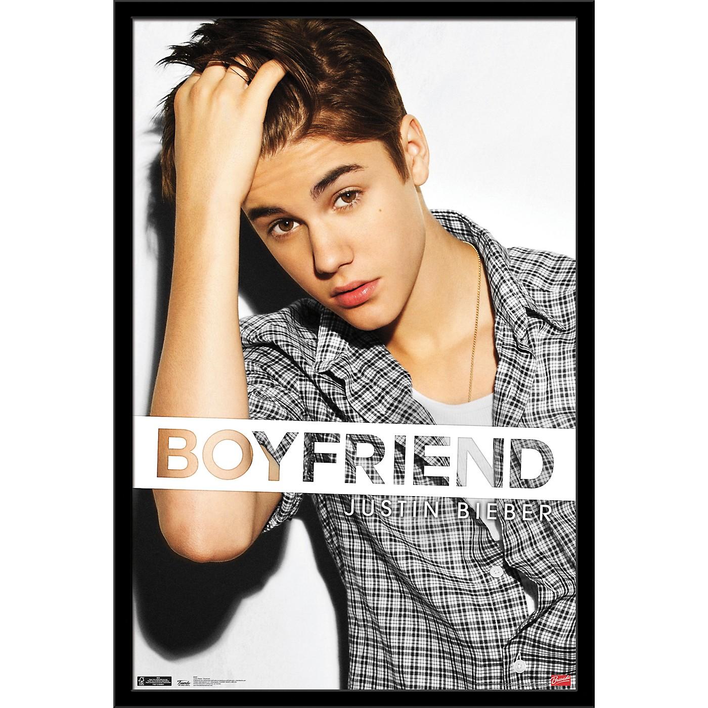 Trends International Justin Bieber - Boyfriend Poster thumbnail