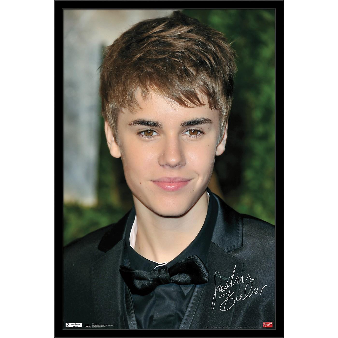 Trends International Justin Bieber - Locks Poster thumbnail