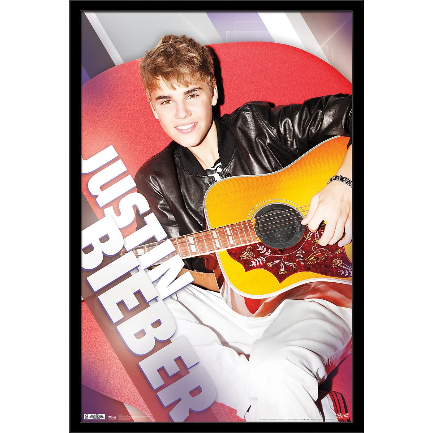 Trends International Justin Bieber - Relaxing Poster thumbnail
