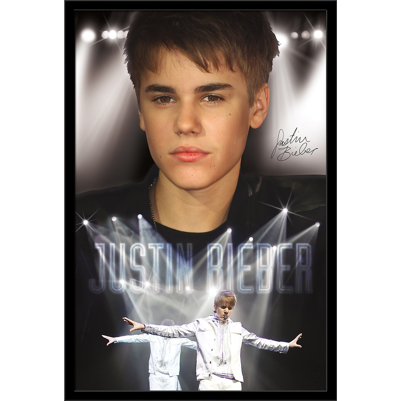 Trends International Justin Bieber - Stage Poster thumbnail