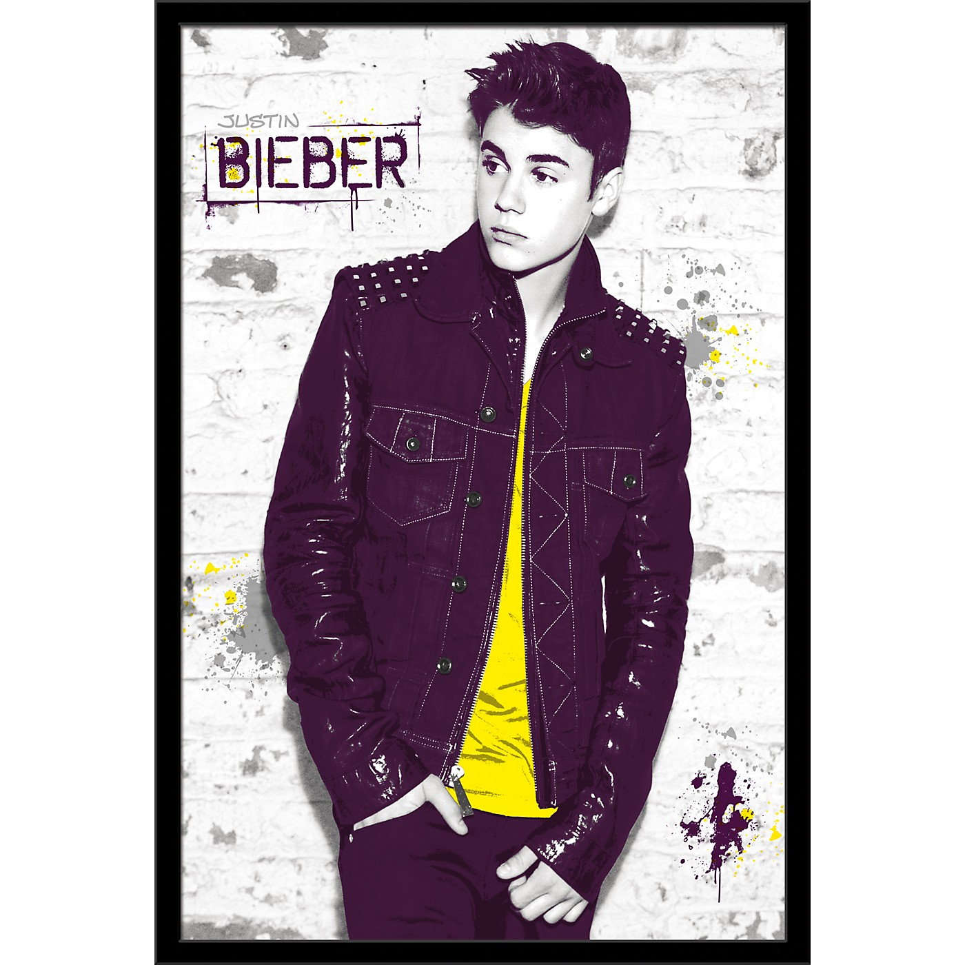 Trends International Justin Bieber - Wall Poster thumbnail