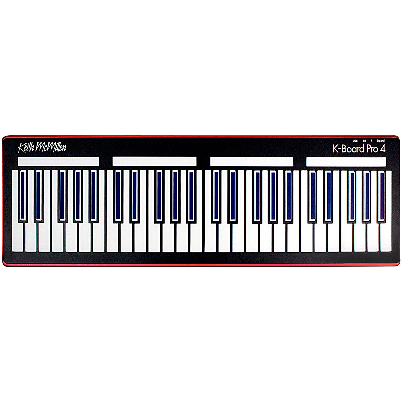 Keith McMillen Instruments K-Board Pro 4 USB Keyboard Controller thumbnail