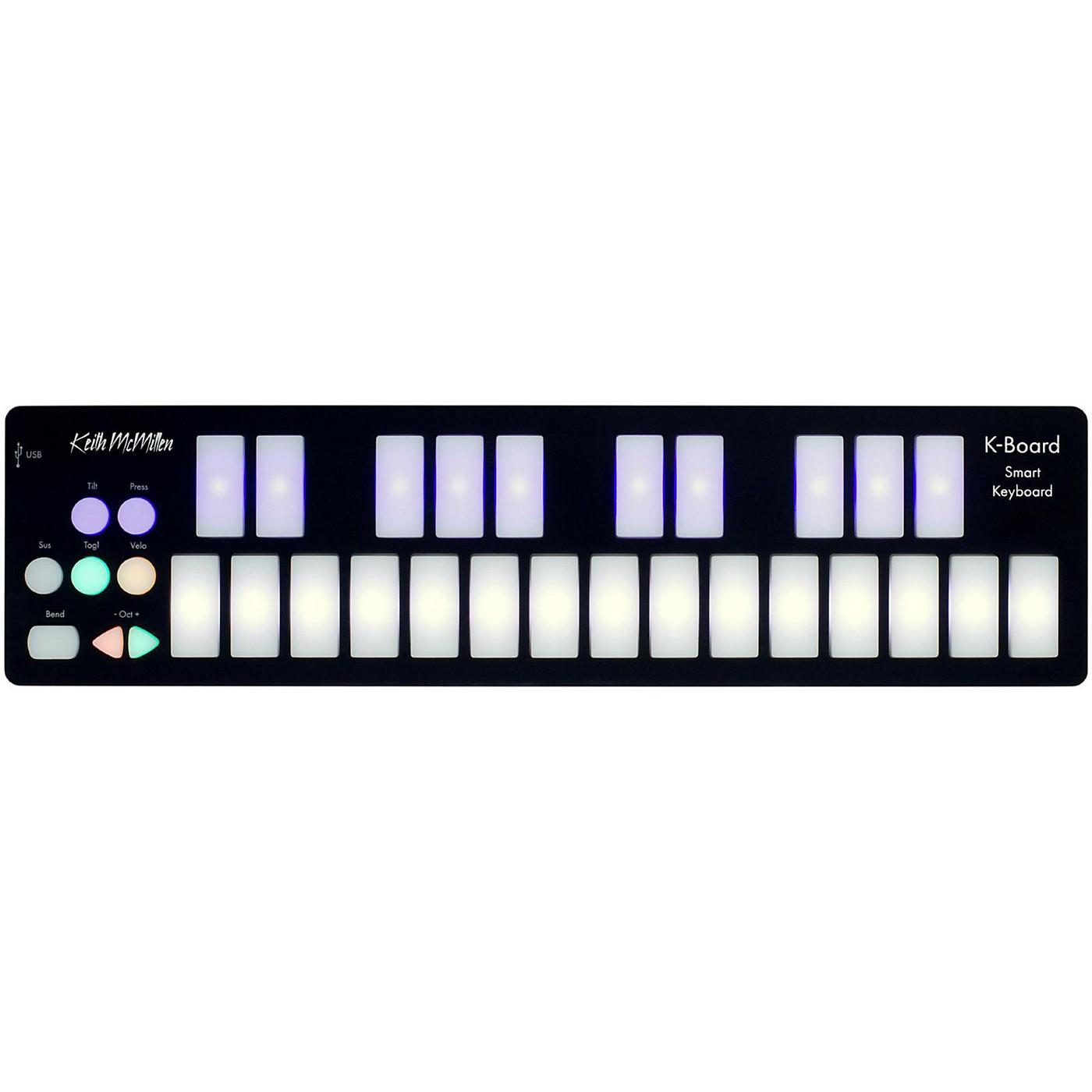 Keith McMillen Instruments K-Board USB Keyboard thumbnail