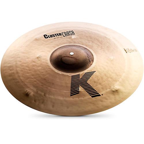 Zildjian K Cluster Crash Cymbal thumbnail