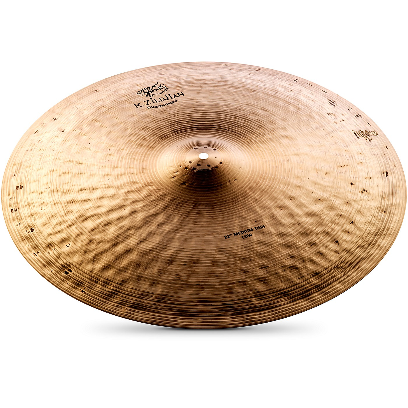 Zildjian K Constantinople Medium Thin Low Ride thumbnail