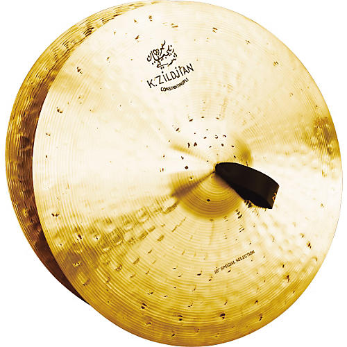 Zildjian K Constantinople Special Selection Medium Heavy Crash Cymbal Pair-thumbnail