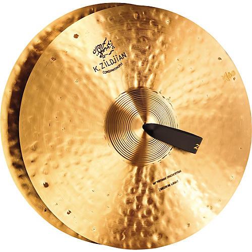 Zildjian K Constantinople Vintage Medium Light Crash Cymbal Pair thumbnail