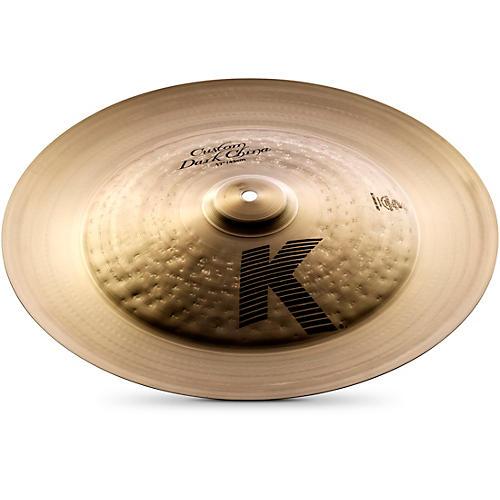 Zildjian K Custom Dark China Cymbal-thumbnail