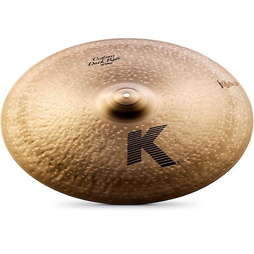 Zildjian K Custom Dark Ride Cymbal-thumbnail