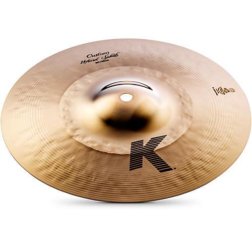 Zildjian K Custom Hybrid Splash Cymbal thumbnail