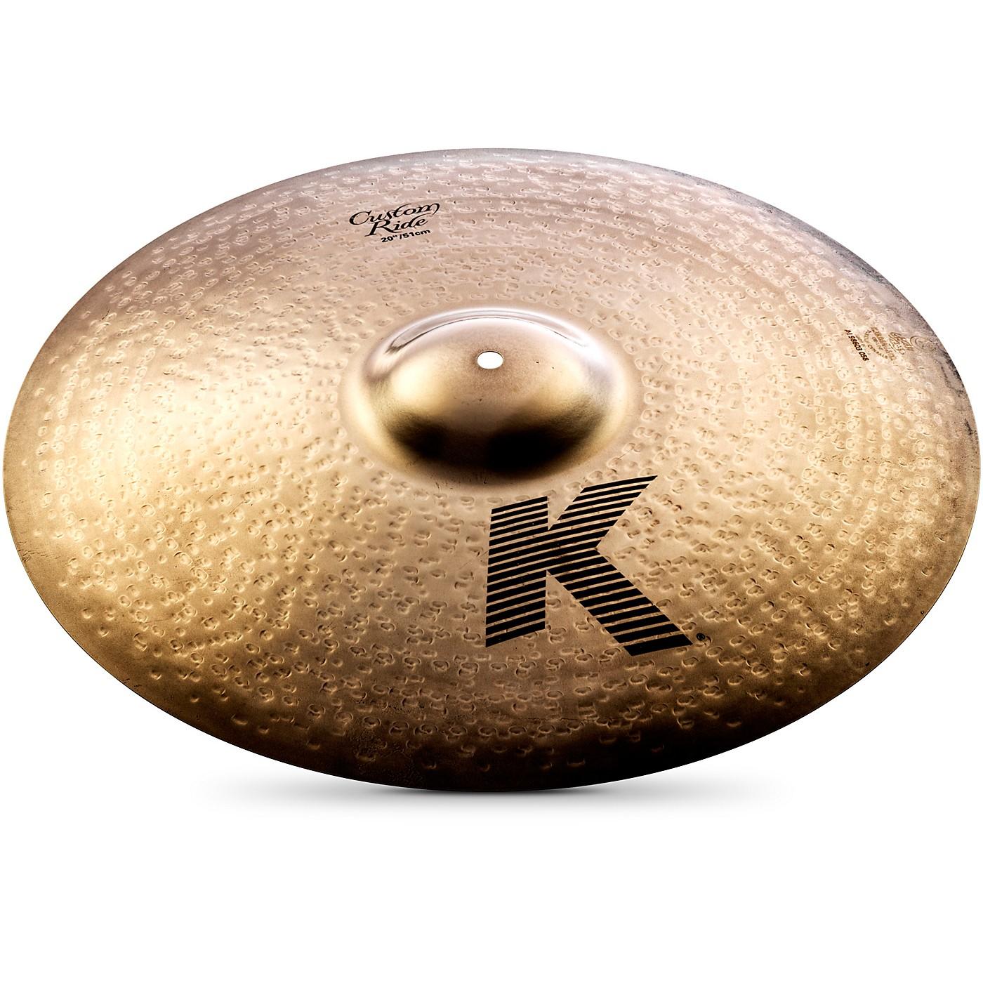 Zildjian K Custom Ride Cymbal thumbnail