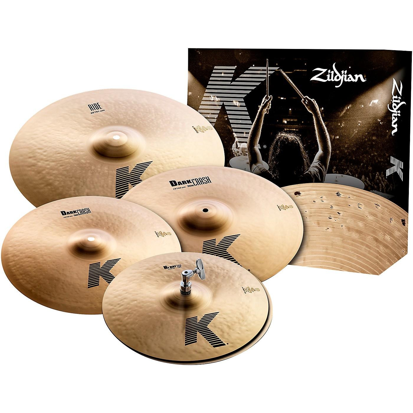 Zildjian K Cymbal Pack thumbnail