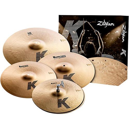 Zildjian K Cymbal Pack-thumbnail