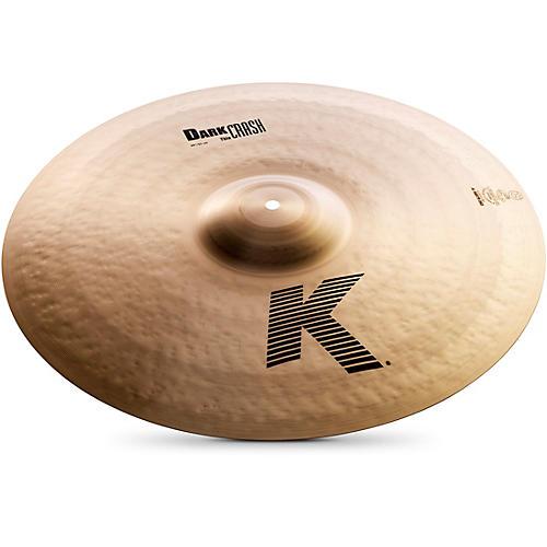 Zildjian K Dark Thin Crash Cymbal thumbnail