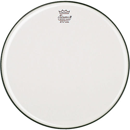 remo 14 in k falam smooth white snare side drum head woodwind brasswind. Black Bedroom Furniture Sets. Home Design Ideas