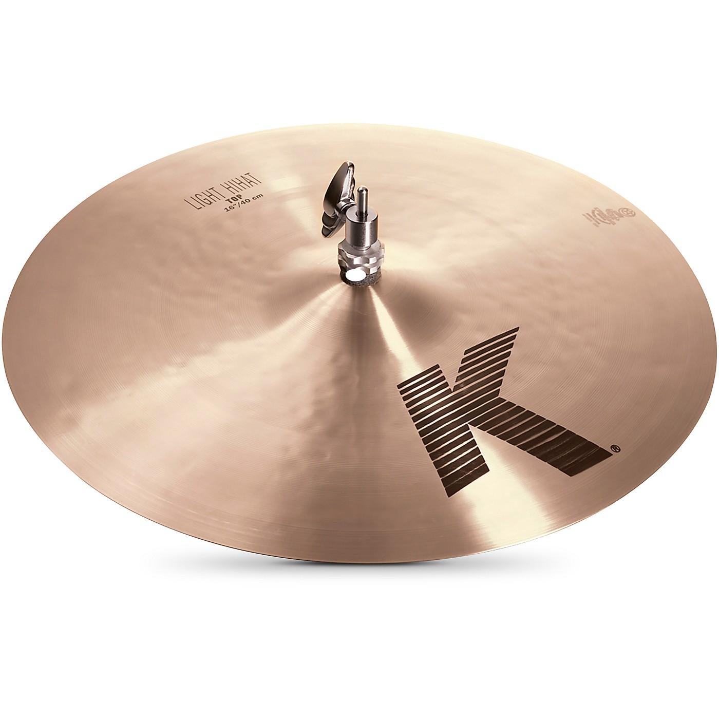 Zildjian K Light Hi-Hat Top Cymbal thumbnail