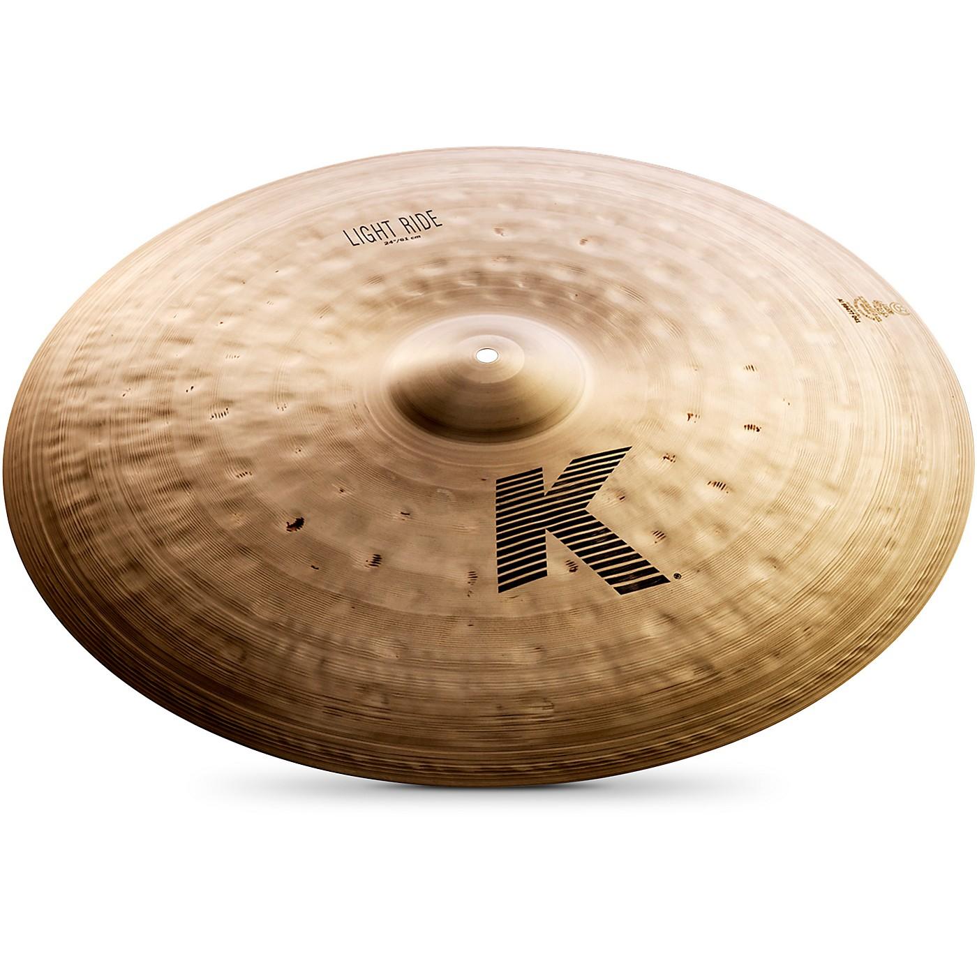 Zildjian K Light Ride Cymbal thumbnail