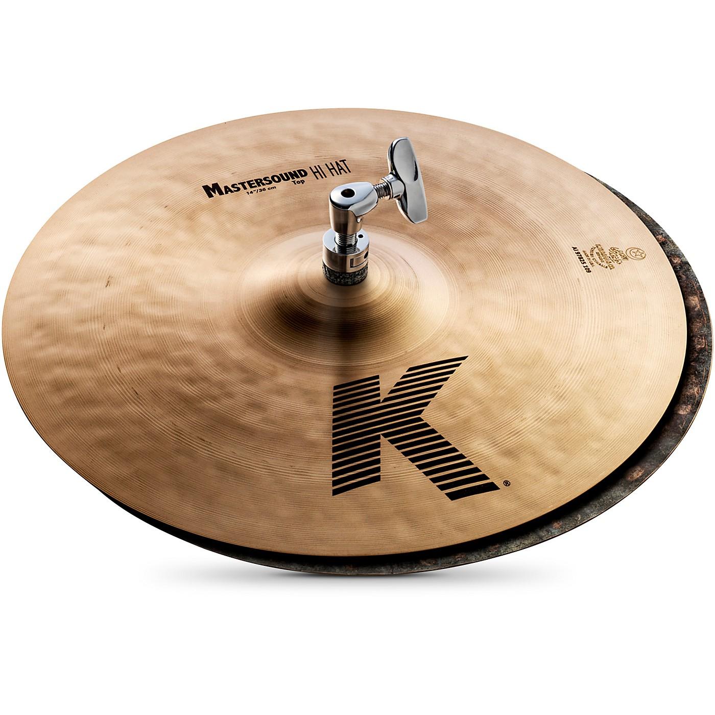 Zildjian K Mastersound Hi-Hats thumbnail