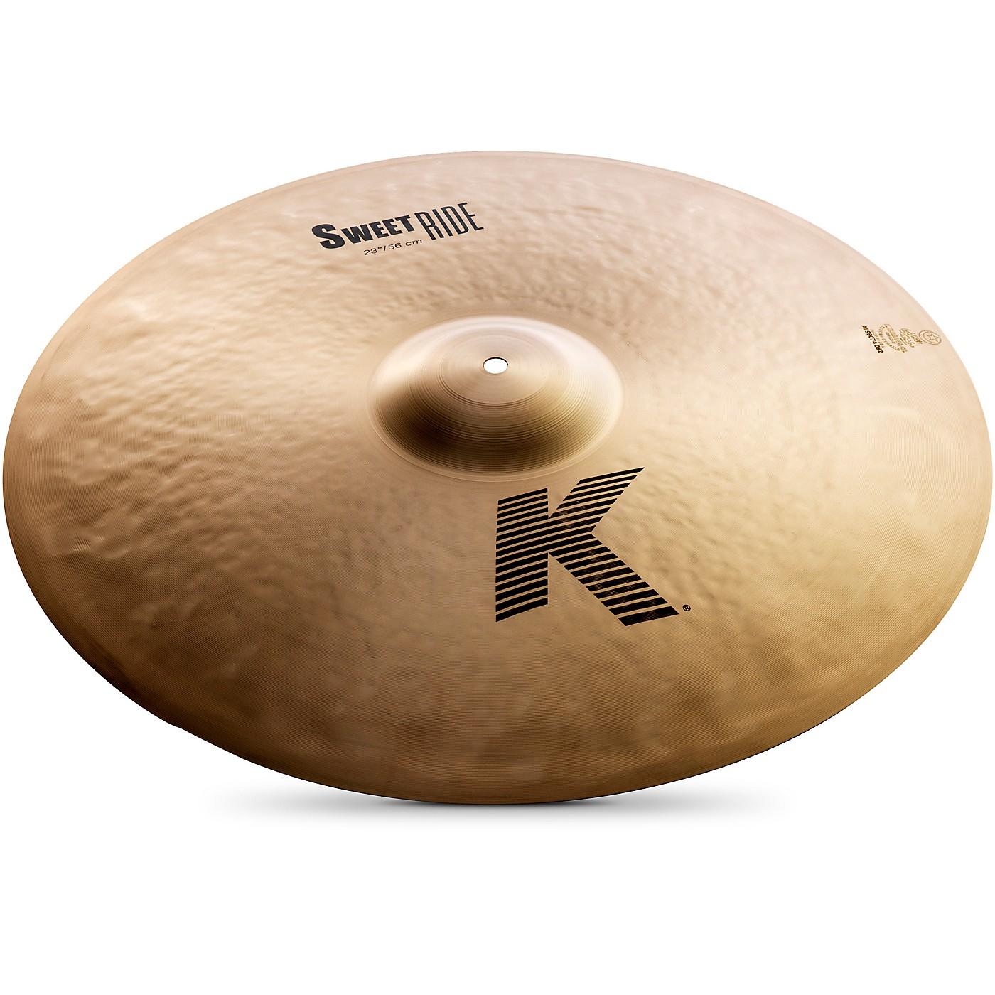 Zildjian K Sweet Ride Cymbal thumbnail
