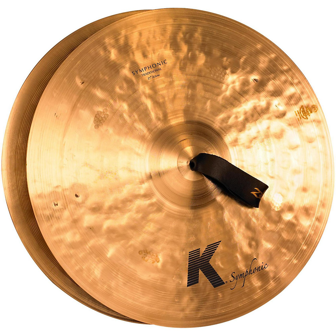 Zildjian K Symphonic Orchestral Crash Cymbal Pair thumbnail