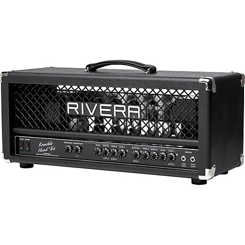 Rivera K120TRE Knucklehead Tre 120W Tube Guitar Amp Head-thumbnail