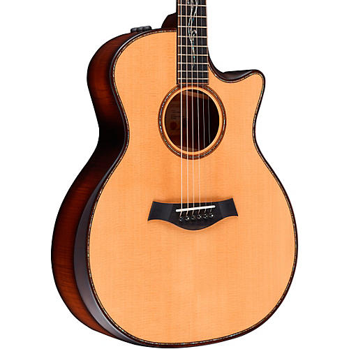 Taylor K14ce V-Class Builder's Edition Grand Auditorium Acoustic-Electric Guitar thumbnail