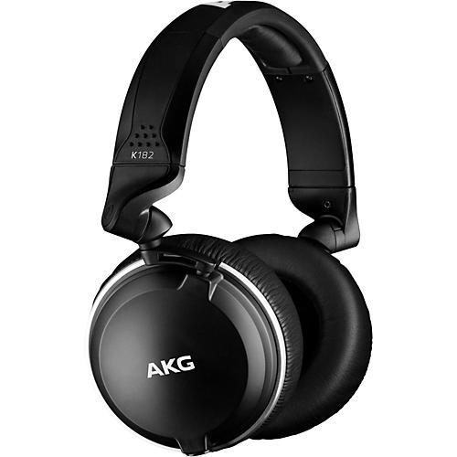 AKG K182 Professional Closed-Back Monitor Headphones thumbnail